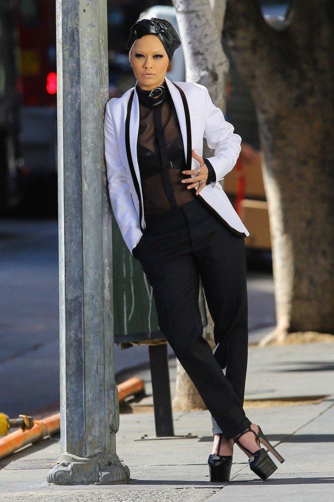 Rita Ora See Through Sexy 99