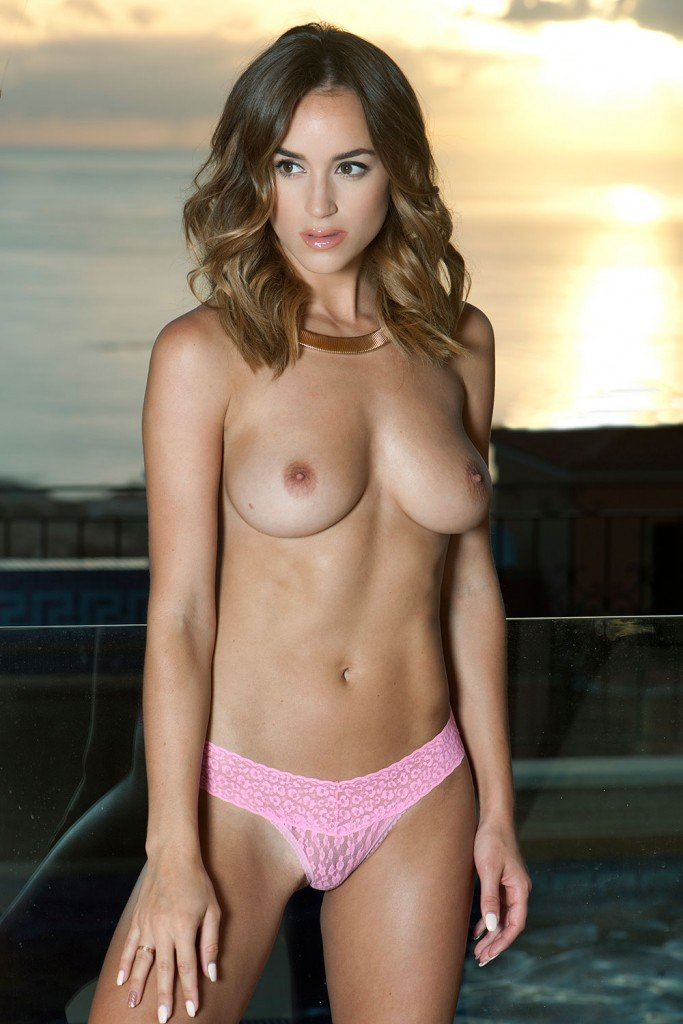 Rosie Jones Topless 1