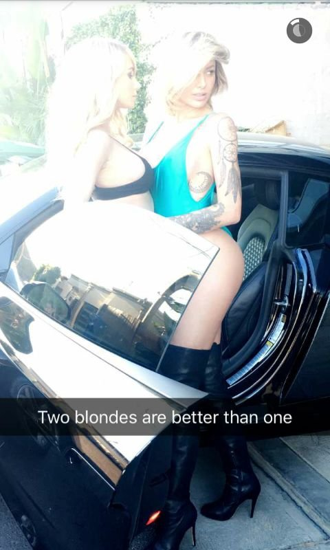 Sara Jean Underwood Sexy Topless 6