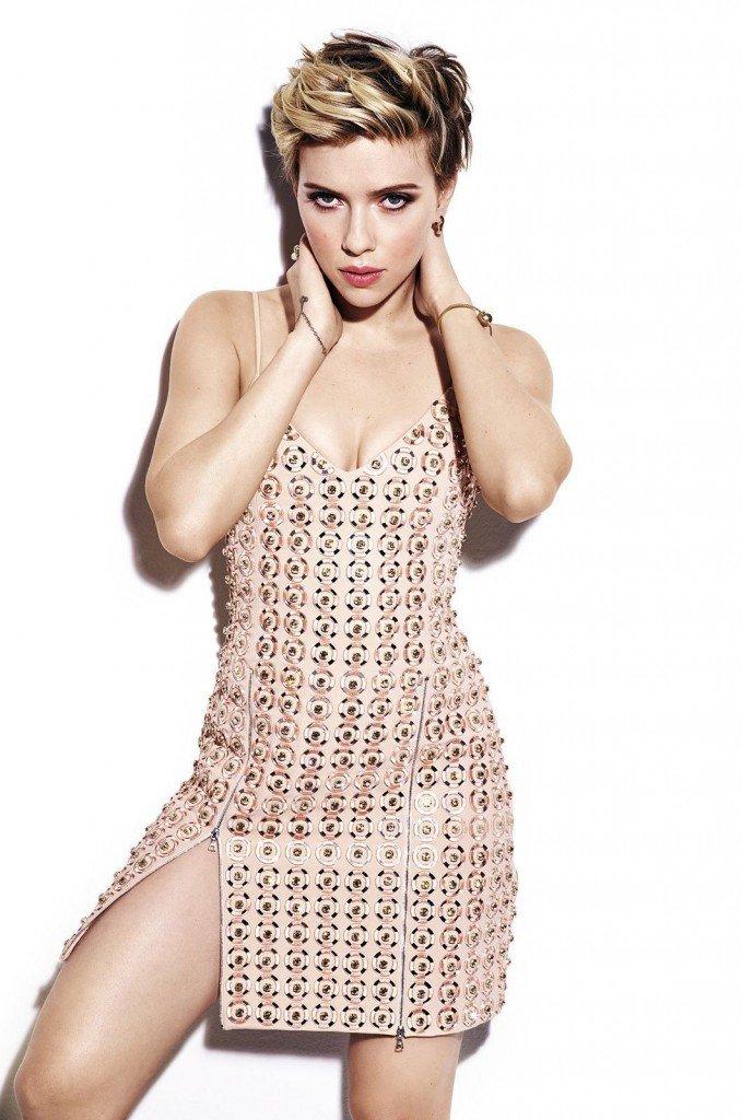 Scarlett Johansson Sexy 2