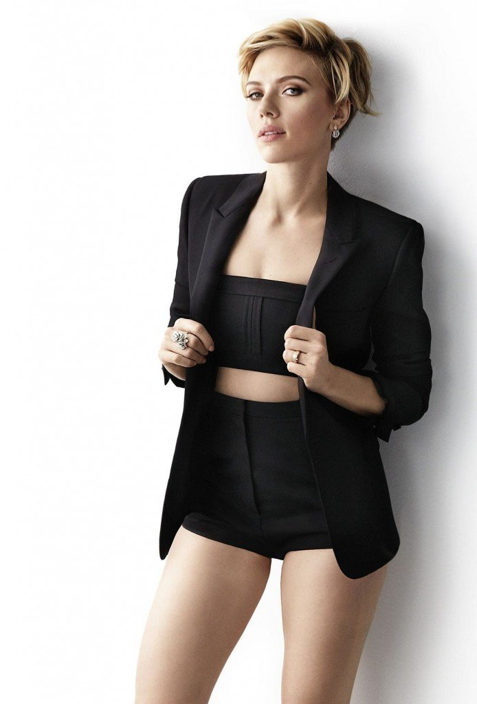Scarlett Johansson Sexy 3
