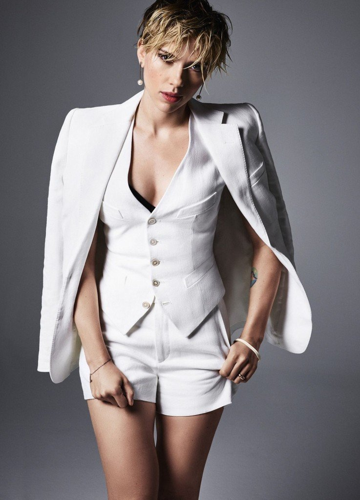 Scarlett Johansson Sexy 4