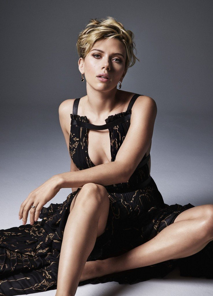 Scarlett Johansson Sexy 5