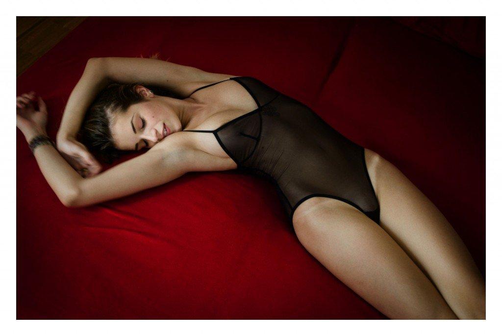 Valentina Georgia Pegorer Sexy & Topless (9 Photos)