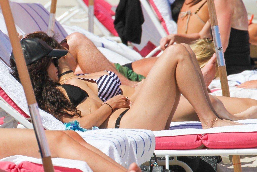 Vanessa Hudgens  & Stella Hudgens Sexy (68 Photos)