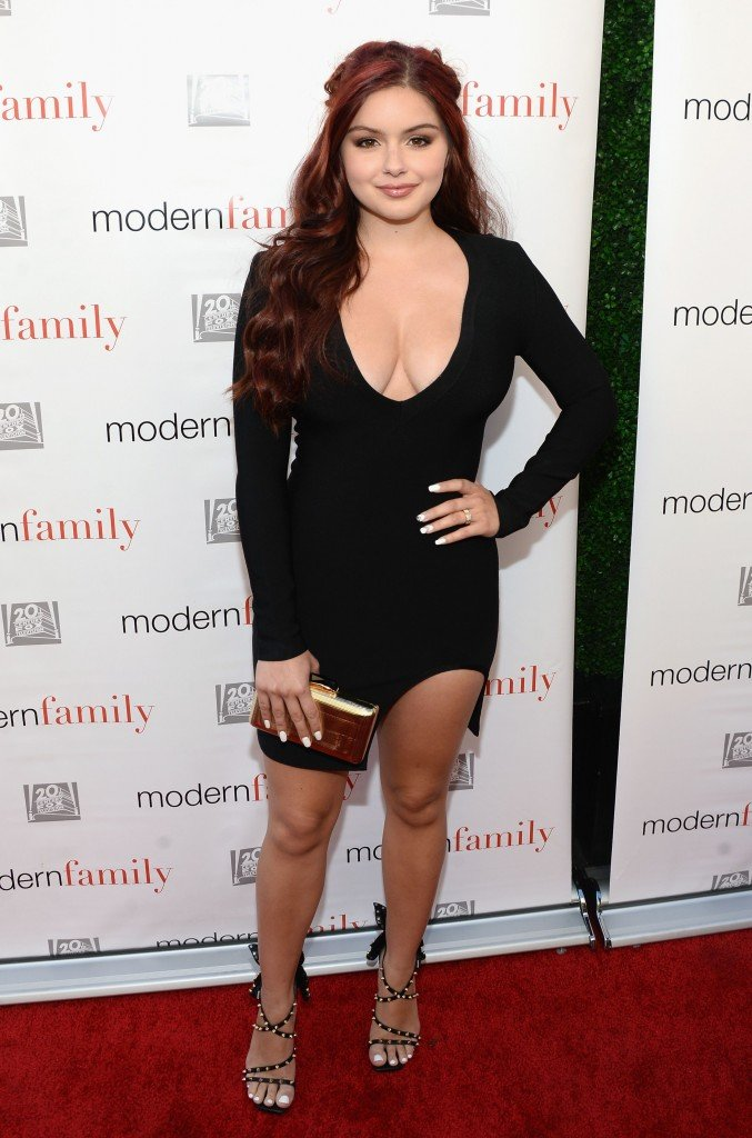 Ariel Winter Cleavage 10 Photos Thefappening