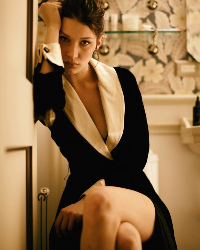 Bella Hadid Sexy (8 New Photos)
