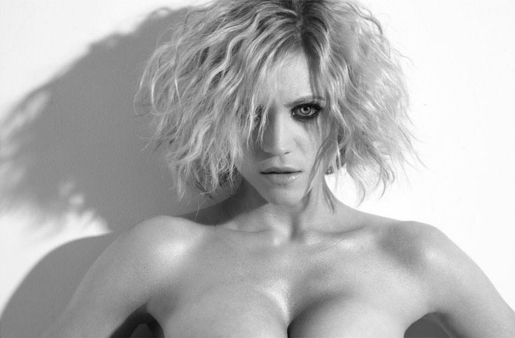 Brittany Snow Topless