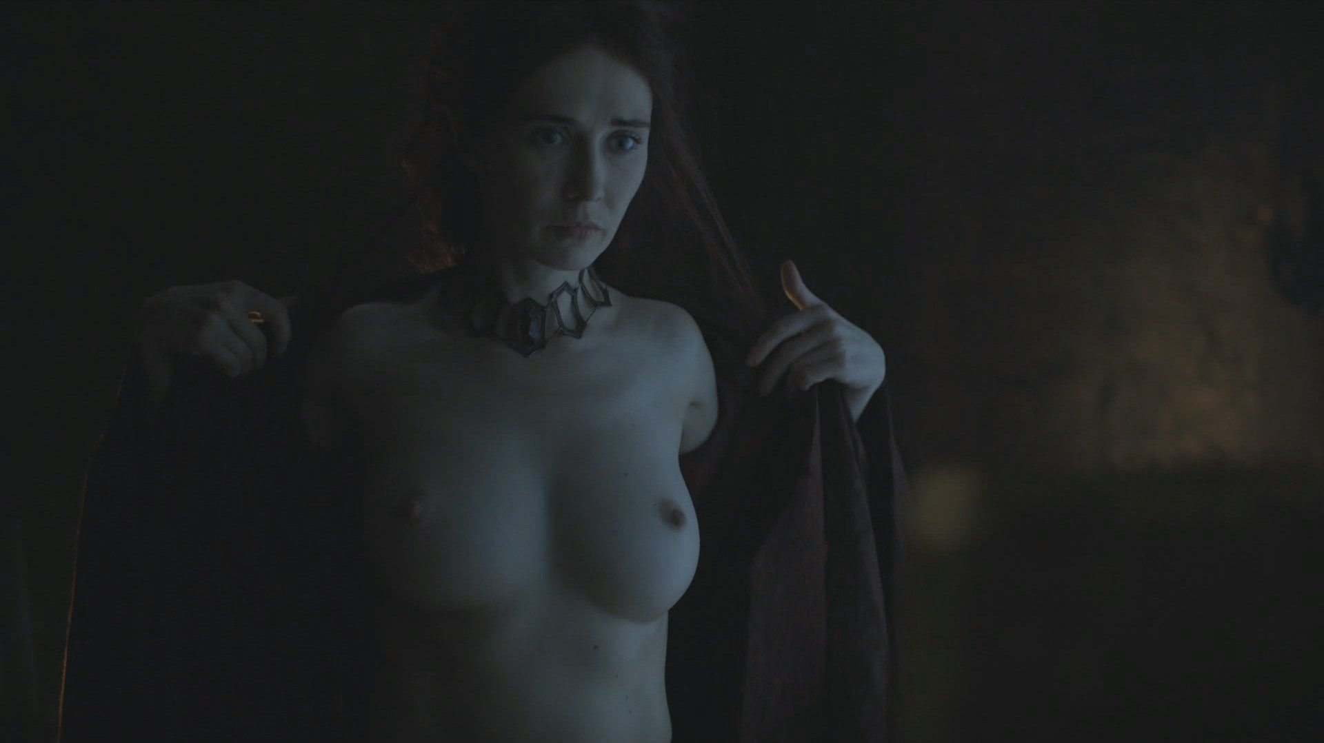 game of thrones nude melisandre