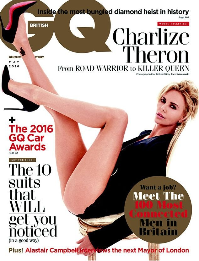 Charlize Theron Sexy 1