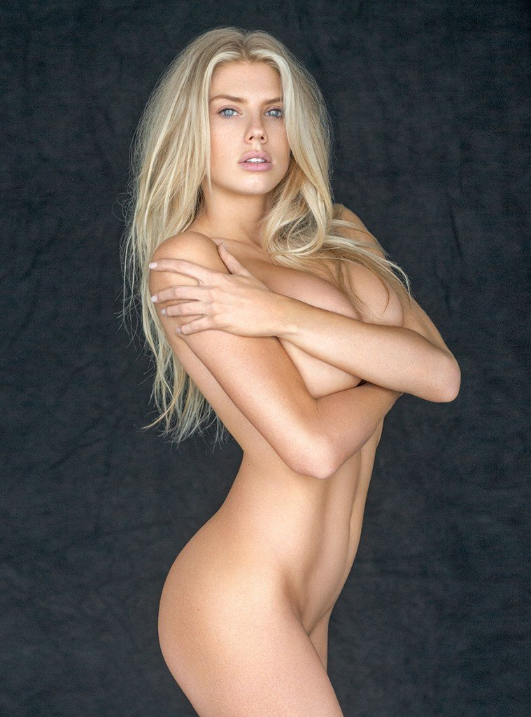 Charlotte McKinney Nude Pic