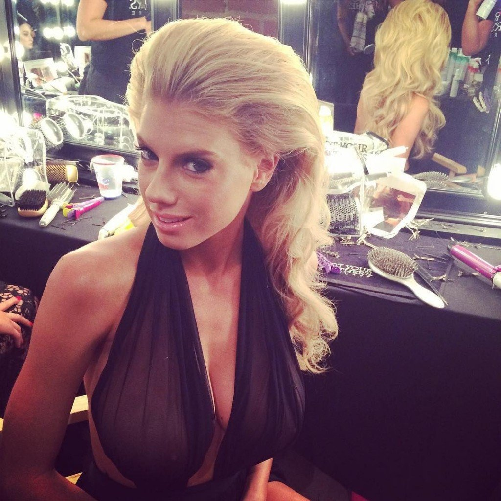 Charlotte McKinney See Through 1