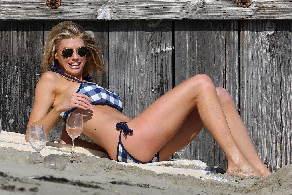 Charlotte McKinney in a Bikini 12