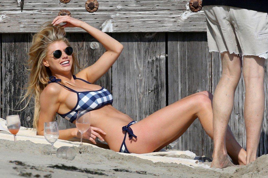 Charlotte McKinney in a Bikini 14