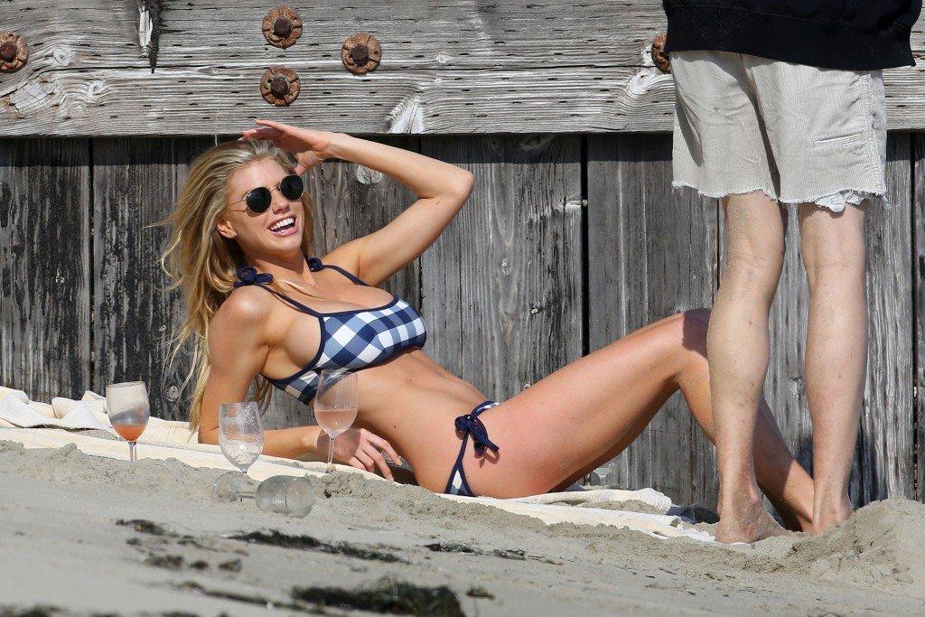 Charlotte McKinney in a Bikini 15
