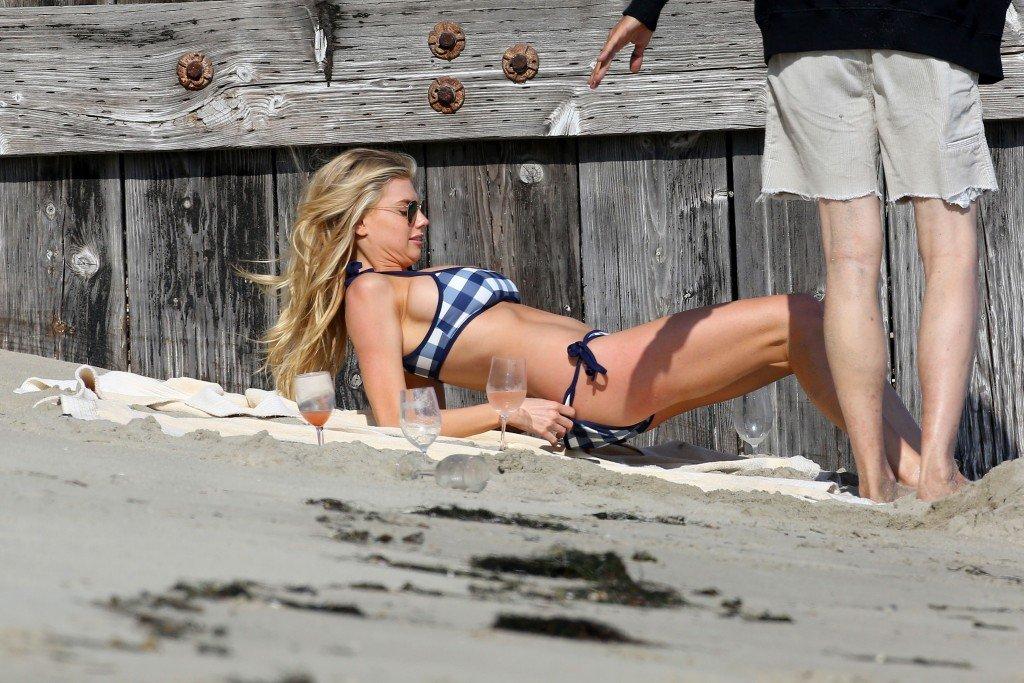 Charlotte McKinney in a Bikini 16