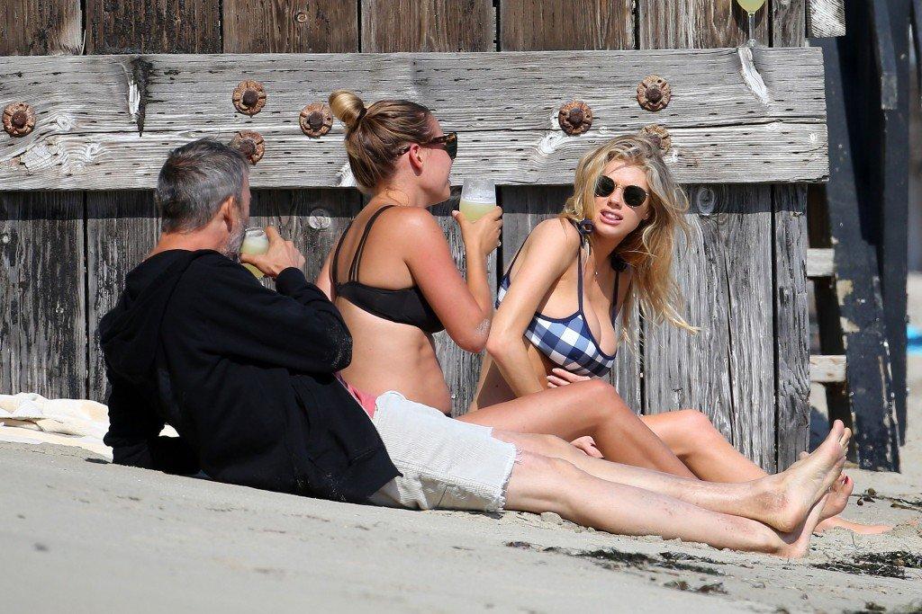Charlotte McKinney in a Bikini 18
