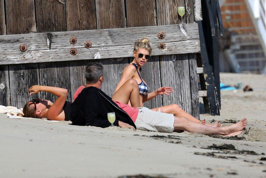 Charlotte McKinney in a Bikini 19