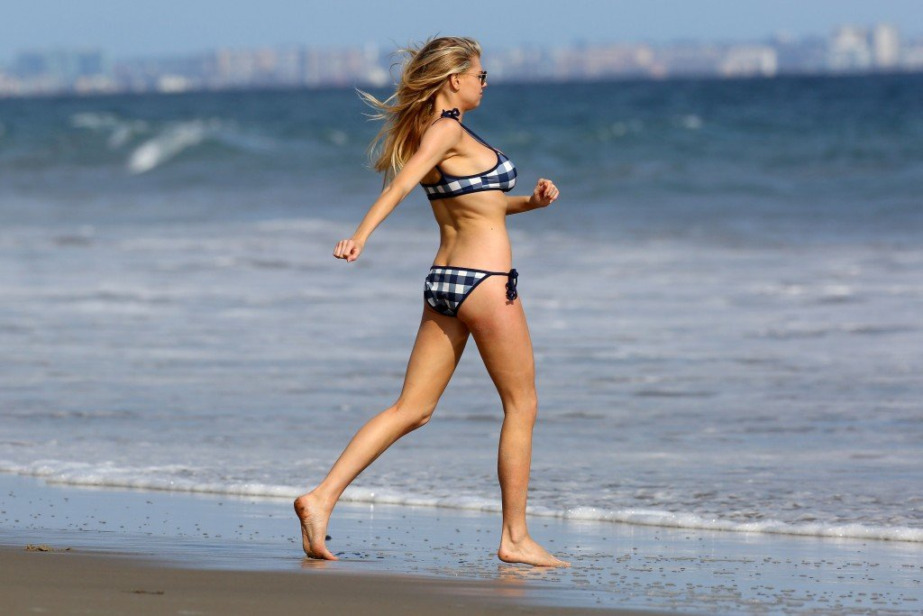 Charlotte McKinney in a Bikini 32