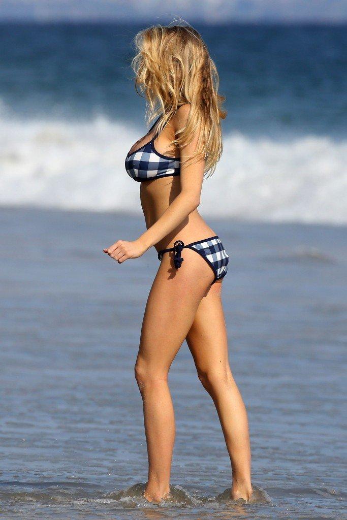 Charlotte McKinney in a Bikini 35