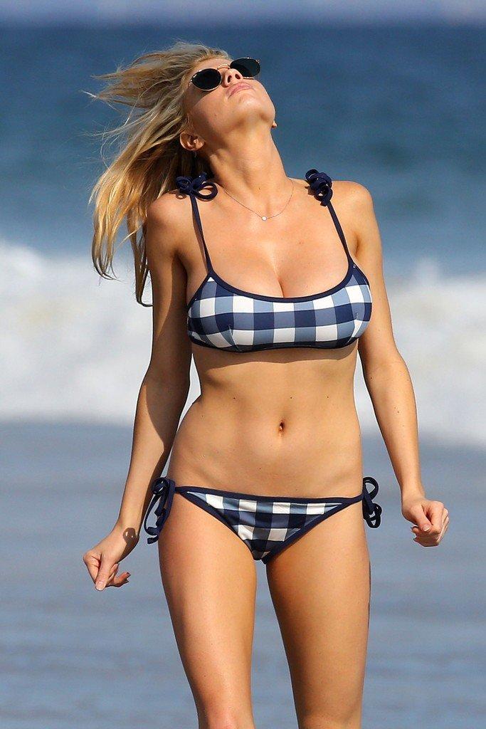 Charlotte McKinney in a Bikini 38