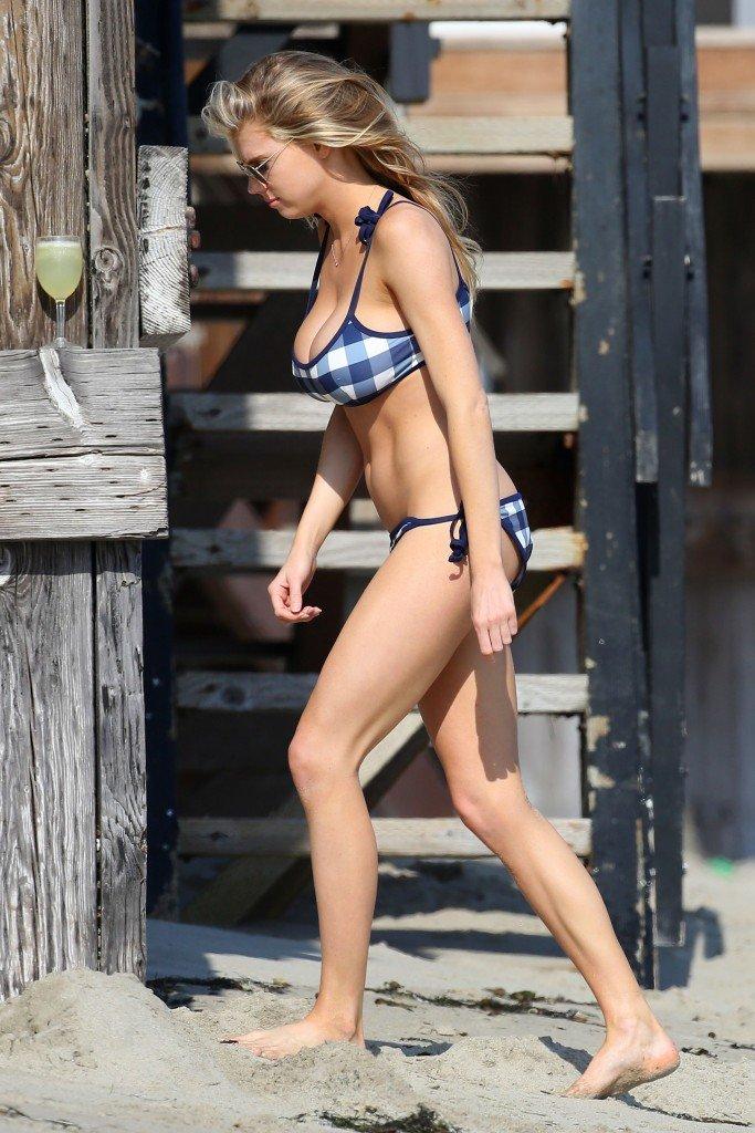 Charlotte McKinney in a Bikini 4