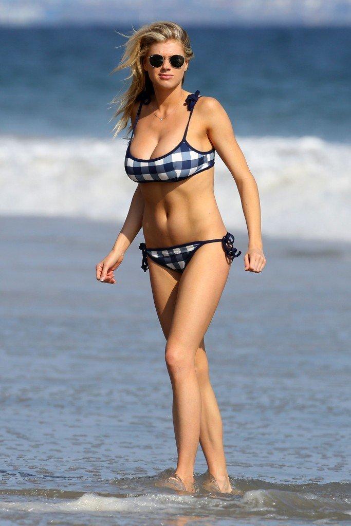 Charlotte McKinney in a Bikini 44