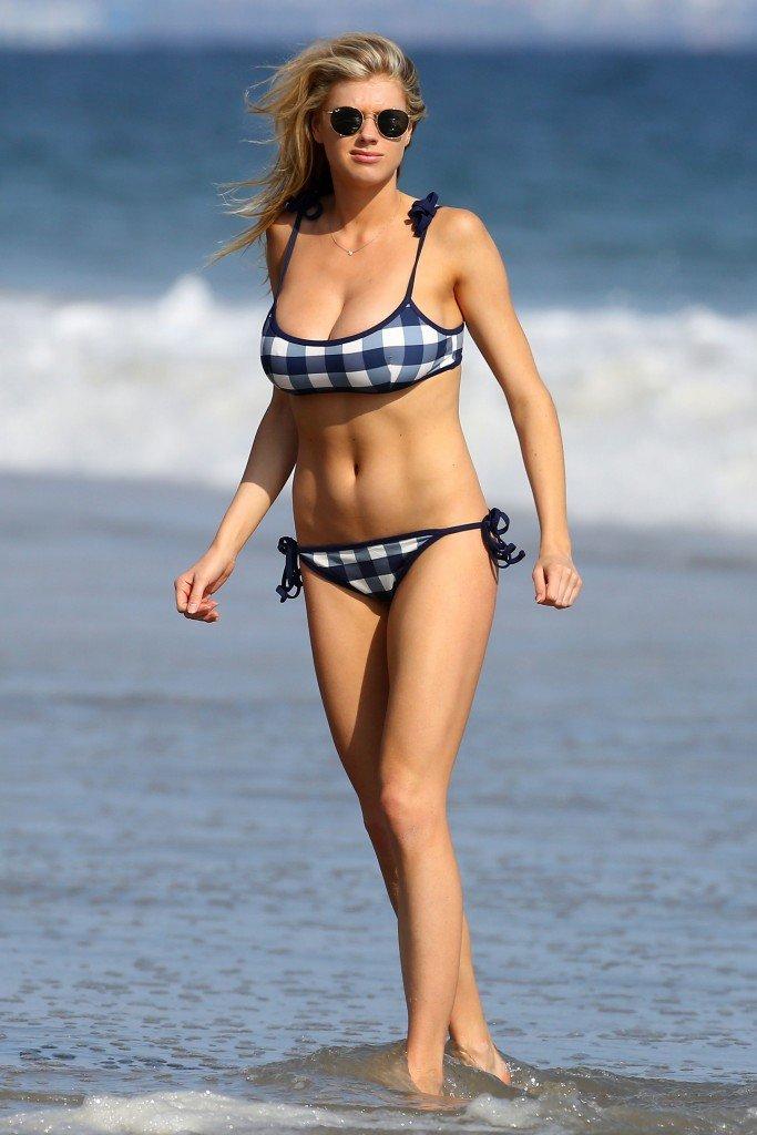 Charlotte McKinney in a Bikini 45