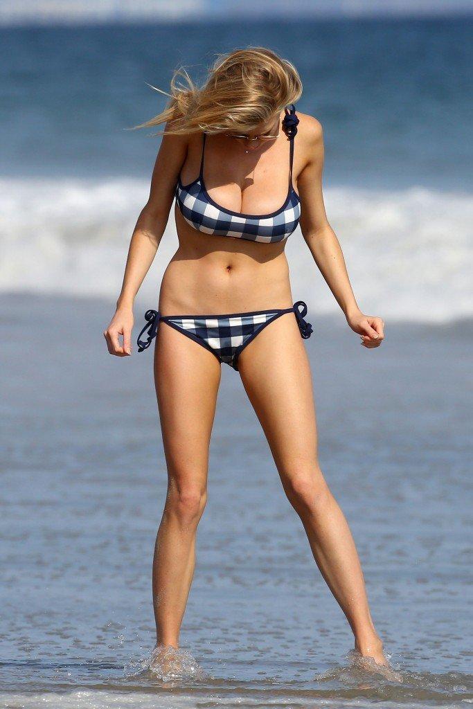 Charlotte McKinney in a Bikini 49