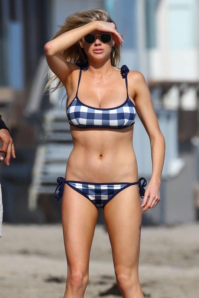 Charlotte McKinney in a Bikini 58