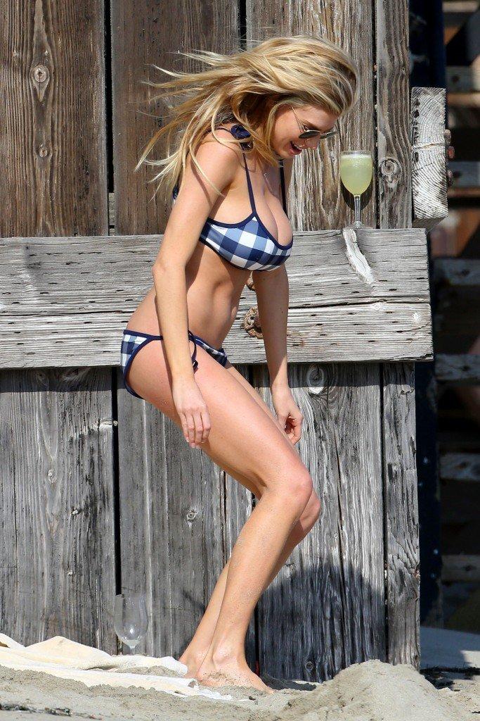 Charlotte McKinney in a Bikini 8
