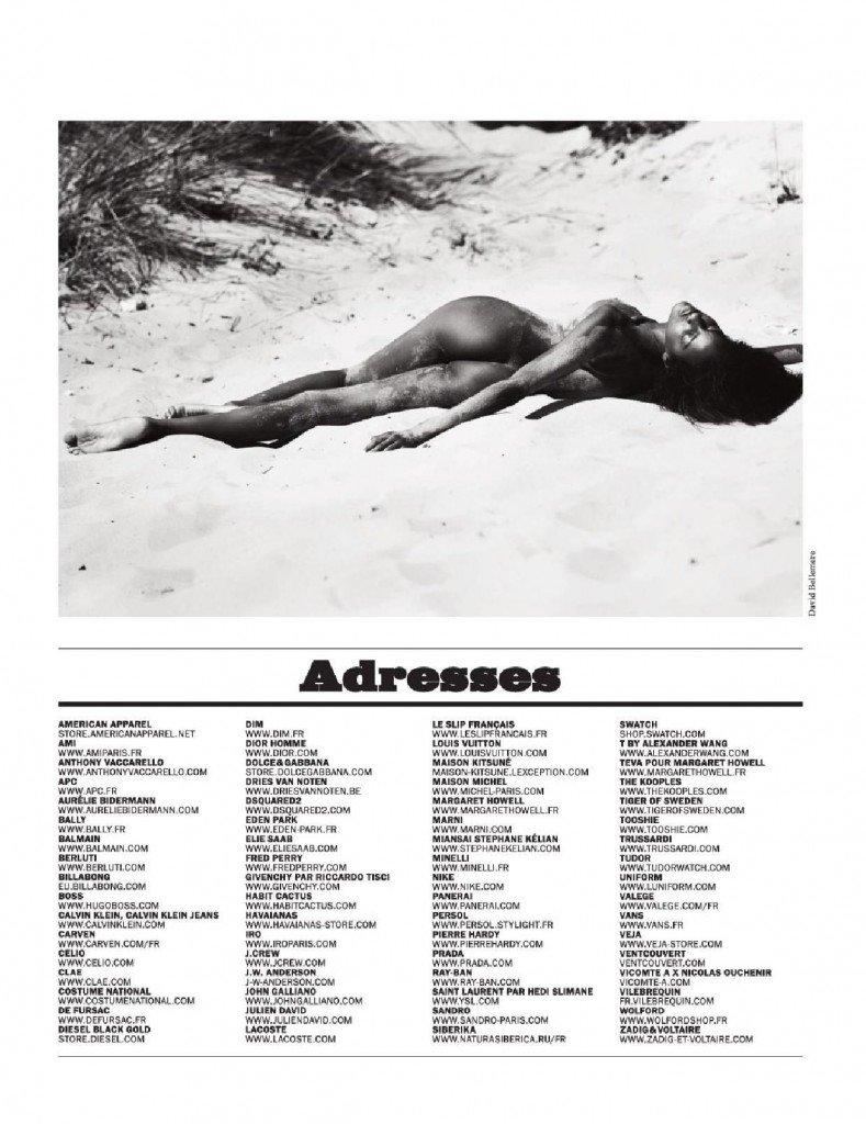 Ebonee Davis Nude & Sexy (11 Photos)