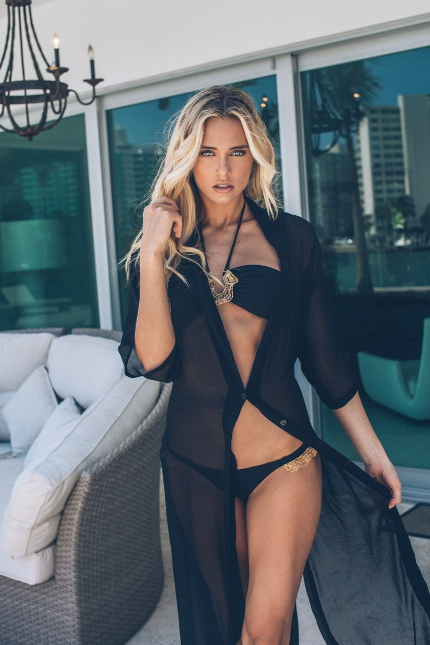 Beautiful blonde sara underwood sexy nude photoshoot 1 - 2 part 8