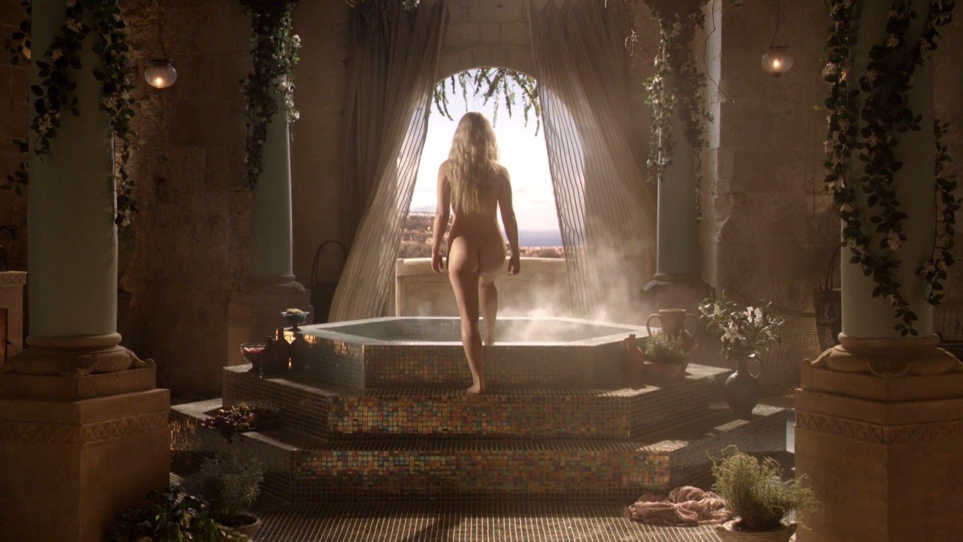 All Emilia clarke naked