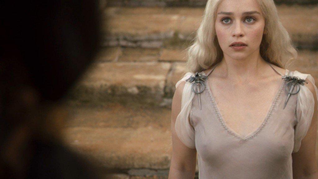 Emilia Clarke Nude 14