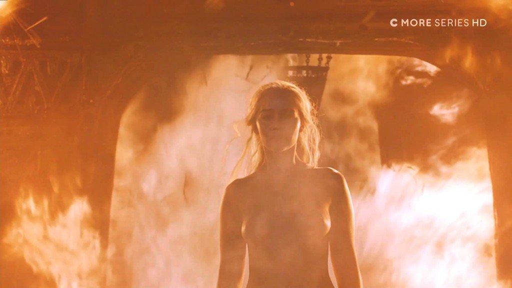 Emilia Clarke Nude 2