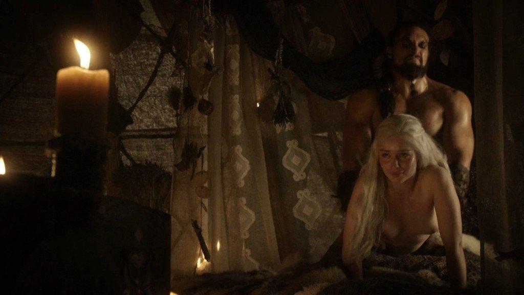 Game Of Thrones Daenerys Nude