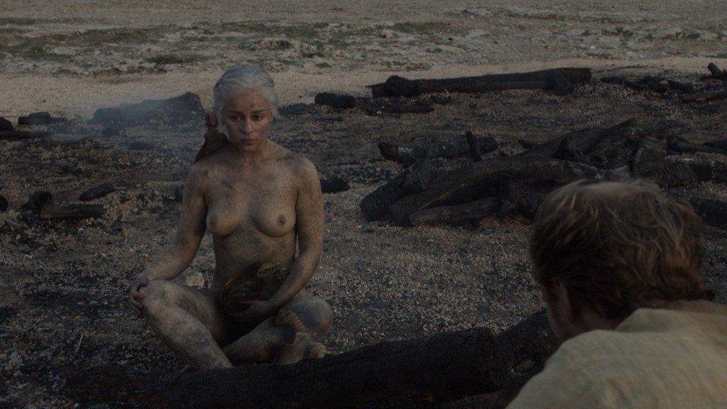 Emilia Clarke Nude 24