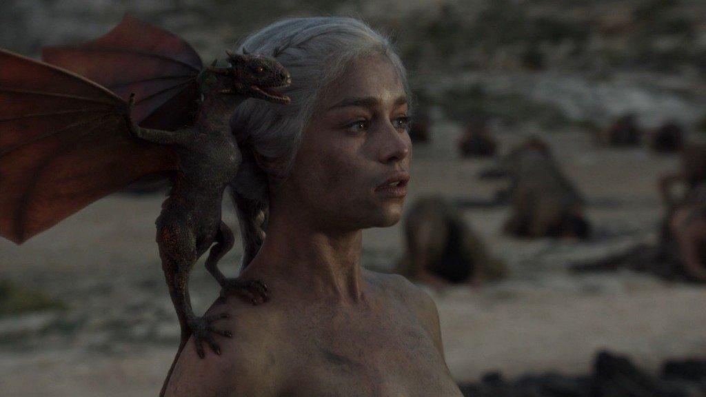 Emilia Clarke Nude 27