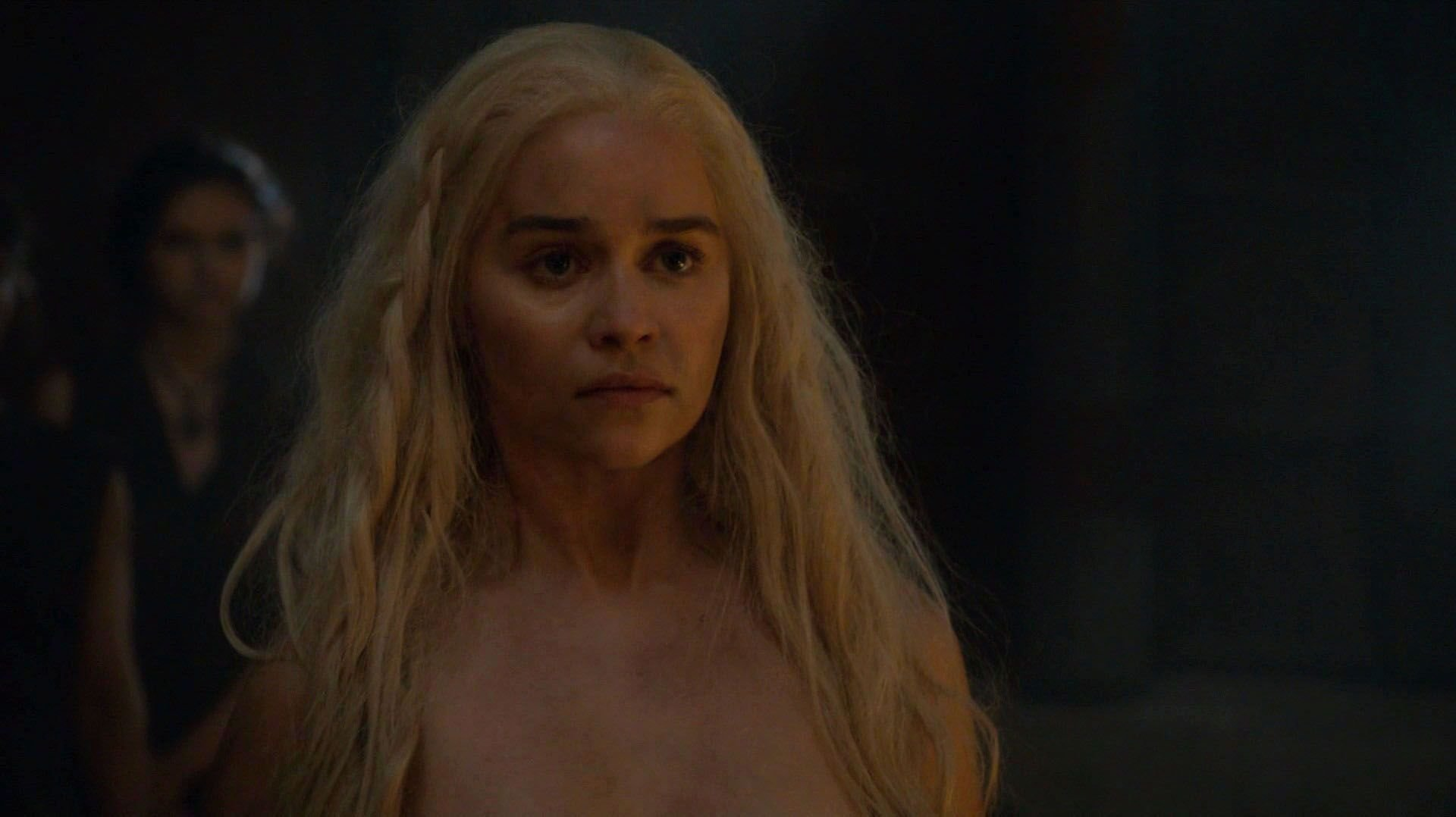 image Emilia clarke nude on stage