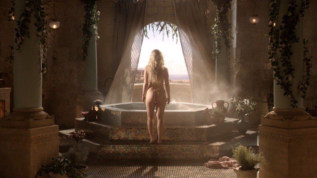 Emilia Clarke Nude 9