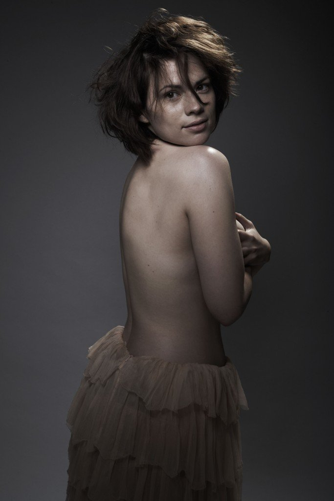 hayley atwell topless