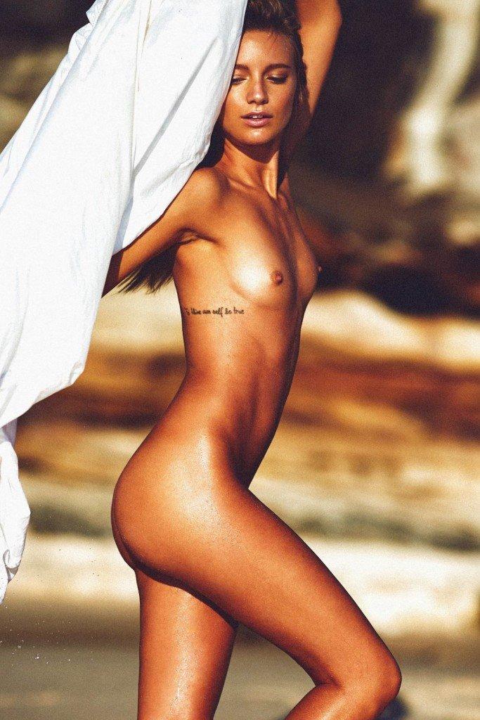 Maya Stepper Nude 2