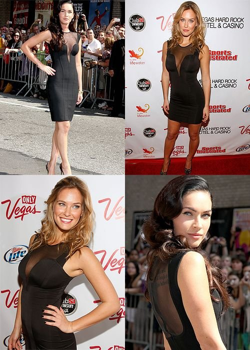 Megan Fox vs. Bar Refaeli