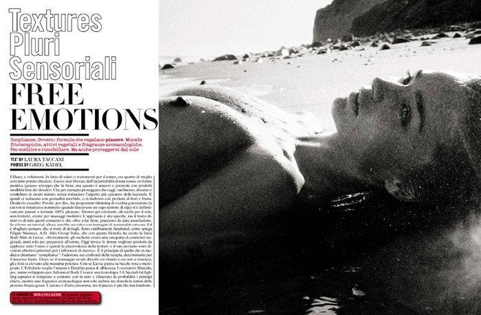 Miranda Kerr Topless 1