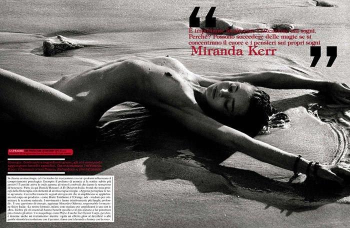 Miranda Kerr Topless 2