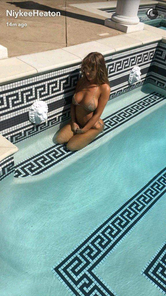 Niykee Heaton Sexy 3