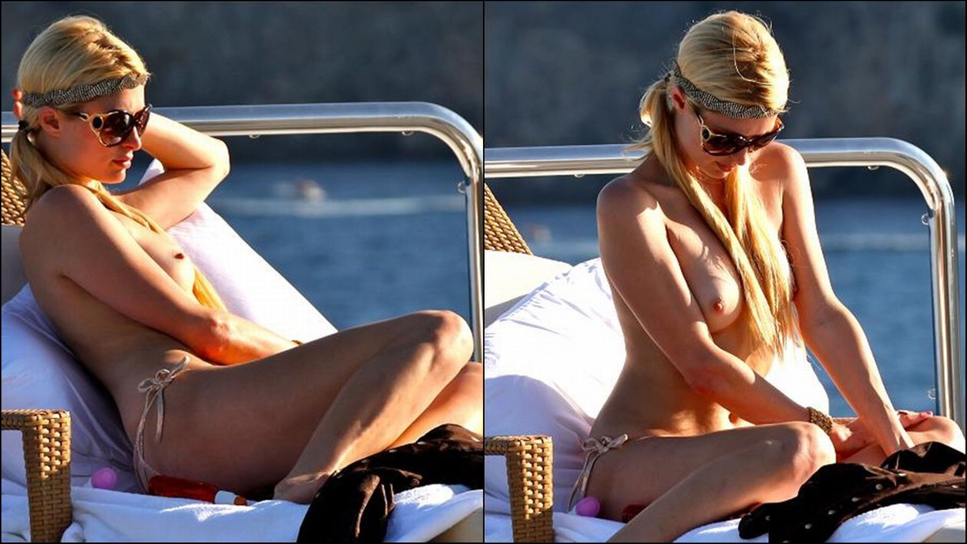 Paris hilton full nude
