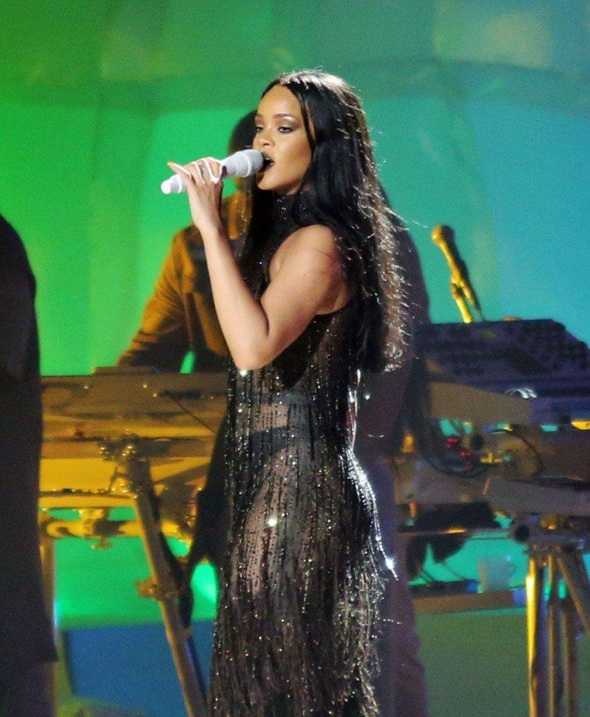 Rihanna See Through Sexy 12