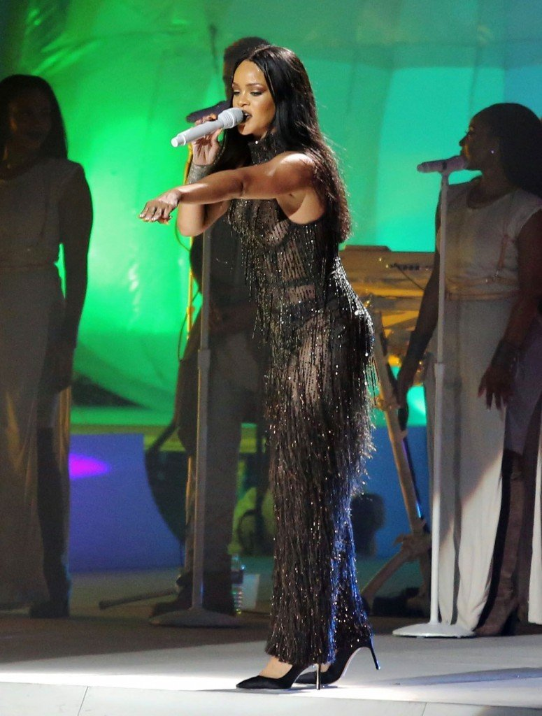 Rihanna See Through Sexy 13
